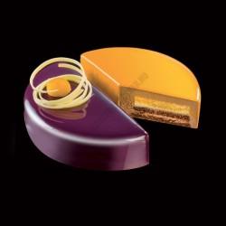 Cake Idea 2 részes sütőkeret, Demi 18, rozsdamentes