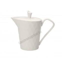 Diamante kávéskanna tetővel, 350 ml, porcelán