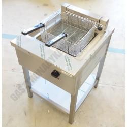 Elektromos olajsütő 1×20 lit. NO-1020.1