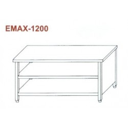 Munkaasztal Emax-1200 KR 1100×700×850