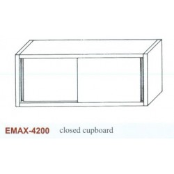 Faliszekrény ajtóval Emax-4200 KR 1400×360×650