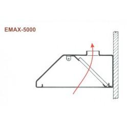Elszívóernyő Emax-5000 KR 1600×1200×400