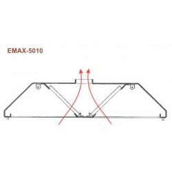 Elszívóernyő Emax-5010 KR 2000x2400x400
