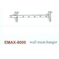 Fali húsfogas Emax-8000, 6 fog/fm, 1000x250