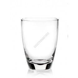 Fonte vizespohár, 310 ml, üveg