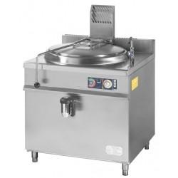 Gázüzemű főzőüst 150 literes