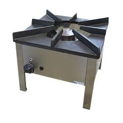 Gázüzemű főzőzsámoly 14kW