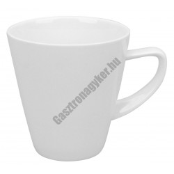 Infinity teáscsésze 230 ml, négyszögletes, porcelán
