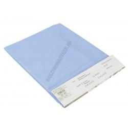 Abrosz 68*68 cm kék damaszt