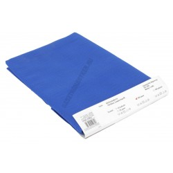 Abrosz 140*140 cm kék damaszt