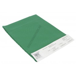 Abrosz 68×68 cm zöld damaszt