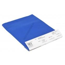 Abrosz 140*100 cm kék damaszt