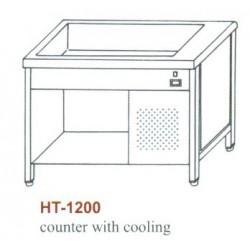 Hűtött pult HT-1500