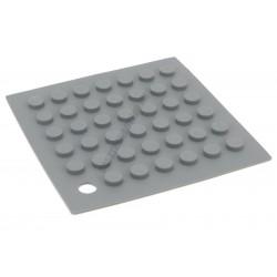 PRÉMIUM mágneses edényalátét szürke, 17 cm