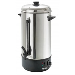 Ital melegentartó boci, 10 liter, rejtett fűtőszálas