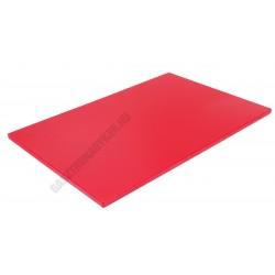 Vágólap 30,5×45,5×1,27 cm piros