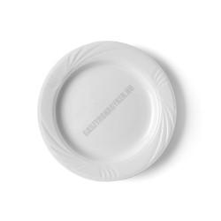 Lubin lapostányér, 19 cm, alumina porcelán