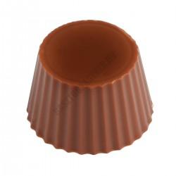 Bonbon csokoládéforma (MA1002), 275x175 mm, 28 adagos, polikarbonát