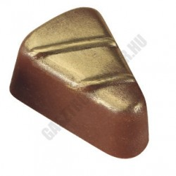 Bonbon csokoládéforma (MA1029), 32 adag, polikarbonát