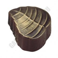 Bonbon csokoládéforma (MA1046), 275x175 mm, 40 adagos, polikarbonát