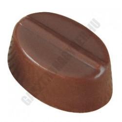 Bonbon csokoládéforma (MA1064), 36 adag, polikarbonát