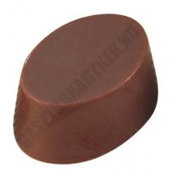 Bonbon csokoládéforma (MA1074), 30 adag, polikarbonát
