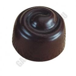 Bonbon csokoládéforma (MA1094), 275x175 mm, 28 adagos, polikarbonát