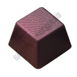 Bonbon csokoládéforma (MA1303), 28 adag, polikarbonát