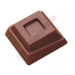 Bonbon csokoládéforma (MA1606), 24 adag, polikarbonát