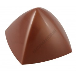 Bonbon csokoládéforma (MA1972), 30 adag, polikarbonát