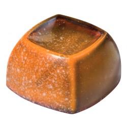 Bonbon csokoládéforma (MA1982), 28 adag, polikarbonát