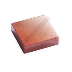 Bonbon csokoládéforma (MA1988), 24 adag, polikarbonát