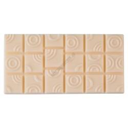 Táblás csokoládéforma (MA2005), 3 adag, polikarbonát