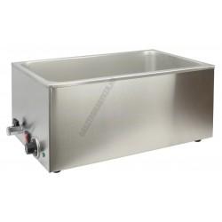 Melegentartó asztali GN 1/1-150mm, 230V/1,2kW, 340×590×240