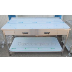 Munkaasztal Emax-1041 KR 1500x700x850