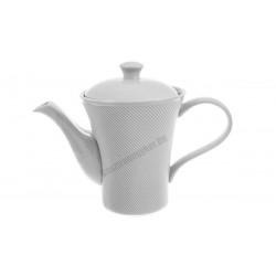 New Graffity teáskanna fedővel, 350 ml, porcelán