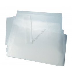Leválasztó, vax fólia, íves, 30x30 cm, 80 mikronos, 50 db/csomag