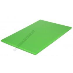 Vágólap, 30,5x45,5x1,27 cm, zöld