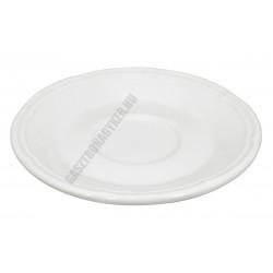 Ouverture teáscsészealj, 15 cm, porcelán