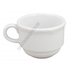 Ouverture kávéscsésze, 80 ml, porcelán