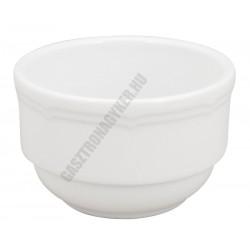 Ouverture cukortartó, porcelán