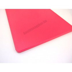 Vágólap, 60x40x1,8 cm, piros