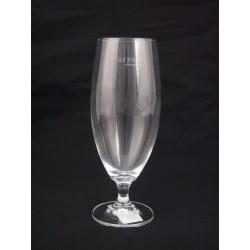 Sörös pohár, 550 ml, mértékjeles, kristály,