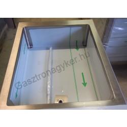Elektromos vízfürdős melegen tartó, NM-1000