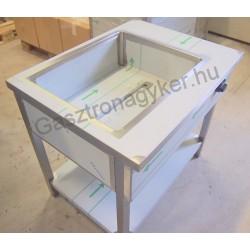 Elektromos vízfűrdős melegentartó NM-1000.1