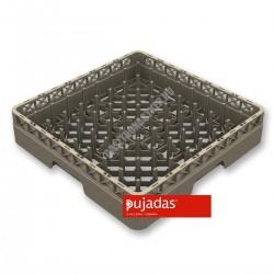 Mosogatórekesz tányérokhoz, 50x50 cm
