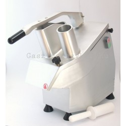 Zöldségaprító, -szeletelő, és -reszelőgép 5 db tárcsával