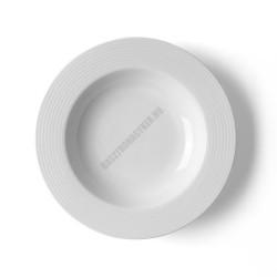 Paris mélytányér, 23 cm, 380 ml, alumina porcelán