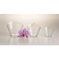 Pohárkrém-desszert tégely, Wave, 200 ml, 100x70x82 mm