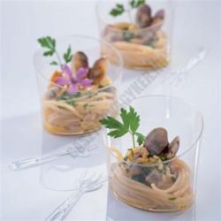 Pohárkrém-desszert tégely, Greek, 190 ml, 92x75 mm